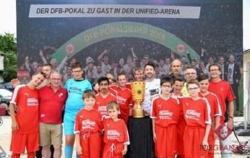 Stadionzeitung Nr. 1