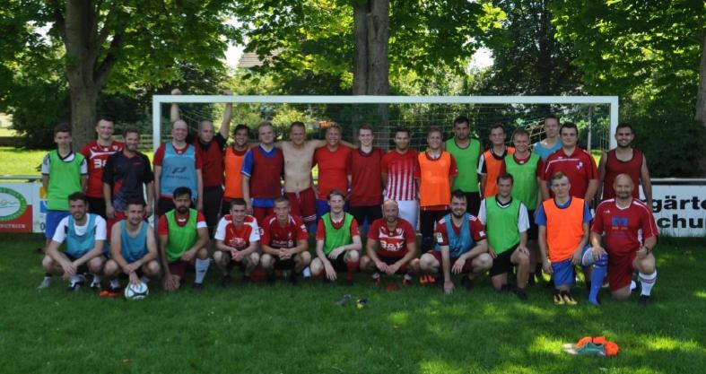 Stadionzeitung Saison 19/20 Nr.1